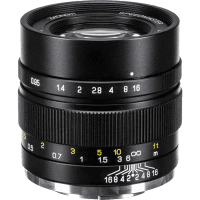 Zonghyi Optics Mitakon 35mm F 0.95 Mark II black Fuji X Mount MTK35M9