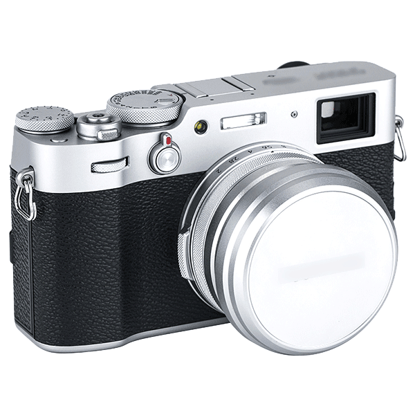F_WX100V_Filter__Lens_Hood_Kit_For_Fujifilm_X100V_in_silver_beispiel_a.png