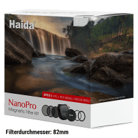 Haida NanoPro Magnetic Filter Kit 82mm