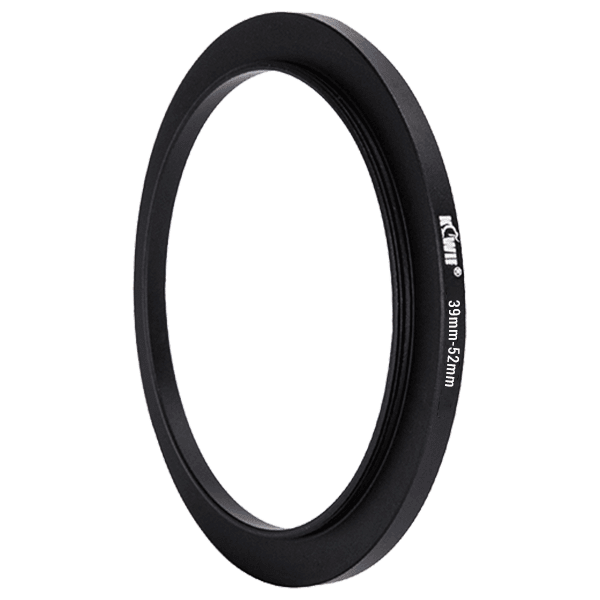 Step Up Ring 39mm-52mm