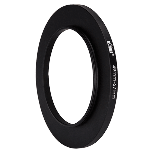 Kiwifotos Step-Up Ring 49-67mm